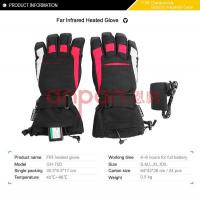 Quality Outdoors & Sports Range Product Far Infrared Heated Gloves wholesale